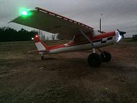 E-Flite Carbon Z Cessna 150 Tailwheel Bushplane - RC Groups