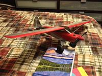 Name: photo (27).jpg Views: 199 Size: 50.4 KB Description: colors dont quite match... do any of you know what the best matching paint is for the Carbon Cub?