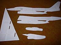 Name: B-58 001.jpg Views: 104 Size: 85.7 KB Description: Paper plans cut out