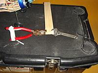 """Name: DSC02861.jpg Views: 645 Size: 303.0 KB Description: """"Need it now"""" clamps."""