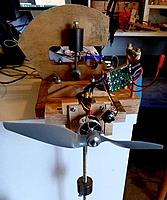 Dynamometer for electric motors a small saga rc groups for Rc electric motor dyno