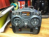 Name: image.jpg Views: 108 Size: 244.3 KB Description: I actually just baught a dx6i for about 220 from the hobby shop just a few months ago this thing is practically new just dusty but has all the plastic on the shiny parts.