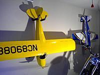 """Name: Planes 3.jpg Views: 624 Size: 98.1 KB Description: CMP 91"""" Piper Cub w/ DLE 20cc gas motor."""