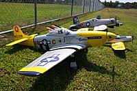 Name: RC Flying 9-3-11 013.jpg Views: 35 Size: 312.5 KB Description: The lineup.