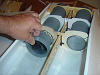 Name: f22 pics #5 009.jpg Views: 287 Size: 167.6 KB Description: fans will fit fine but inlet ring will be touching across the top of the duct..