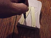 Name: DSCF1189.jpg Views: 35 Size: 173.7 KB Description: Pic#8. Marking templates on the foam..