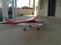 Hangar 9 Alpha 60 Trainer, OS61FX - RC Groups