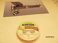 Name: Push Rod Wire & Profile D.VIII 001.jpg Views: 82 Size: 119.4 KB Description: