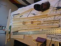 Name: IMG_4090.JPG Views: 35 Size: 490.2 KB Description: Top and sides ready to be joined