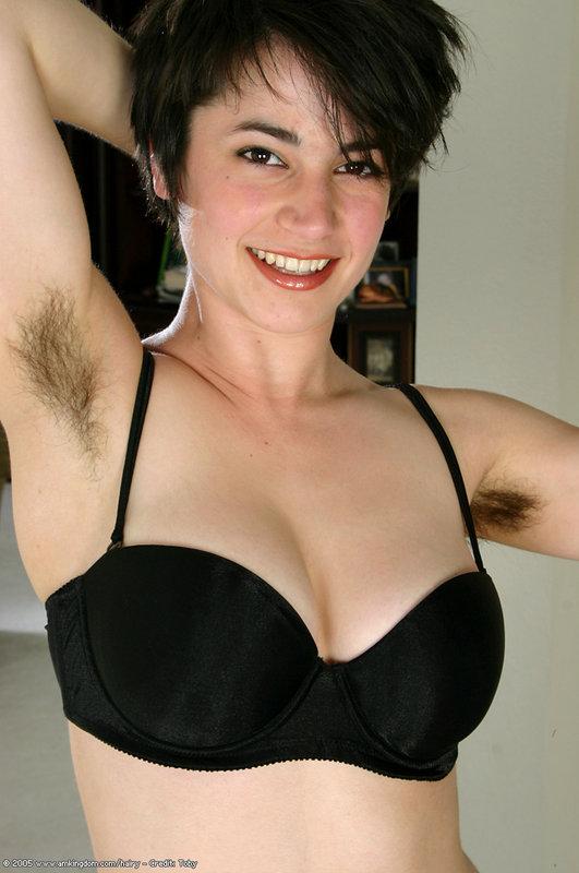 Hairy armpit photos