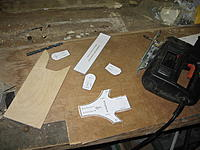 """Name: TRICOPTER BUILD 001 (4).jpg Views: 632 Size: 227.9 KB Description: cutting out templates from 1/8"""" birch plywood"""