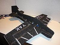 """Name: DSC00464.jpg Views: 109 Size: 46.7 KB Description: Mini Tac- Yak  28""""ws 26"""" long 6oz AUW flys awesome."""