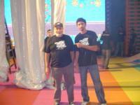 Name: DSC01977.jpg Views: 170 Size: 70.8 KB Description: Me and Alvaro getting the scenario ready