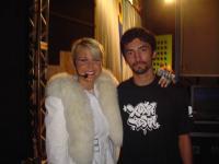Name: DSC01980.jpg Views: 143 Size: 53.9 KB Description: Mi coPilot and Xuxa... He was a fan of hers when he was a little boy... (She´s 43...)