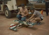 Name: Stick Vermach.jpg Views: 633 Size: 64.6 KB Description:  And also some...   Ex Luftwaffe pilots hidden in South America... learned how to fly in Phill´s Das Ugly Stick...