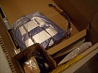 Name: tn_S6300004.jpg Views: 142 Size: 286.9 KB Description: Parts bag, wheel pants, gear, stab and wig tube. Alot of this stuff is hot glued down in the box.