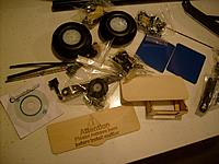 Name: tn_S6300014.jpg Views: 211 Size: 293.7 KB Description: Everything from the parts bag. The CD has the manual on it.