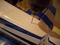 Name: tn_S6300078.jpg Views: 145 Size: 258.7 KB Description: Drilled pilot holes for screws