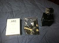 Name: IMG_2495.jpg Views: 109 Size: 174.2 KB Description: YUN-1 Gimbal kit arrives