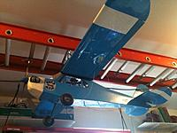 "Name: RC Plane.jpg Views: 292 Size: 126.7 KB Description: 5lbs including nitro engine, 48"" fus, 68"" wing"