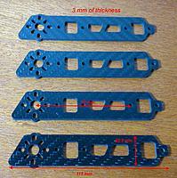 Name: Diatone Blade 250 arms dimensions.jpg Views: 62 Size: 637.2 KB Description: