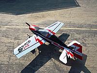 Name: Sbach Pre-maiden_02 12-09-2012.jpg Views: 117 Size: 133.5 KB Description: Gettin' ready for take-off...