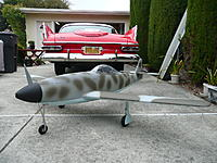 Name: me 309 #5 001.jpg Views: 228 Size: 240.3 KB Description: size comparison with my 1959 PLymouth Fury!