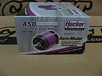 Hacker A50-14XS V2 New in the Box !!! - RC Groups