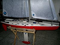 Name: 17062011278.jpg Views: 109 Size: 231.5 KB Description: The colour is red Boomer. I am watching what you are doing regarding upgrading the appearance of the boat. I will apply your best to mine.