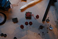 Name: DSC00060.jpg Views: 71 Size: 138.3 KB Description: Then I put some RTV silicone on the bottom washers...