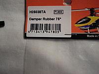 Name: SANY0008.JPG Views: 82 Size: 98.7 KB Description: Damper set in unopened bag for DFC feathering shaft