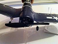 Name: photo3.jpg Views: 99 Size: 93.5 KB Description: 5043 prop on UM F4U Corsair