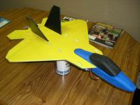 Name: CIMG0504.jpg Views: 168 Size: 88.4 KB Description: RCSuperPowers.com F-22 with Thrust Vectoring