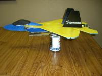 Name: CIMG0505.jpg Views: 152 Size: 87.3 KB Description: RCSuperPowers.com F-22 with Thrust Vectoring