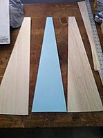 Name: wing sheeting 048.jpg Views: 59 Size: 108.4 KB Description: The sheets trimmed to size