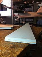 Name: wing sheeting 061.jpg Views: 64 Size: 100.5 KB Description: Use the bottom core to apply the top
