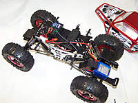 Name: Losi Rockcrawler 2.jpg Views: 74 Size: 100.6 KB Description: Truck never saw the outdoors and is basically brand new.