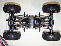 Name: Losi Rockcrawler 3.jpg Views: 58 Size: 84.7 KB Description: Undercarriage shot to show condition of truck