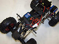 Name: Losi Rockcrawler 4.jpg Views: 60 Size: 88.3 KB Description: On/Off switch was ShoeGooed on to make turning truck on and off easier.
