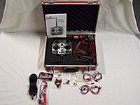 Name: Spektrum DX7 1.jpg Views: 107 Size: 292.6 KB Description: Everything Pictured is included.