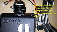 Name: fixmobius.jpg Views: 214 Size: 614.1 KB Description: balance mobius along roll axis. Fix here on camera holder plate if you use it with stock mounting bracket of mobius