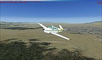 Name: Bonanza.jpg Views: 34 Size: 170.7 KB Description: Had to try the FSX Bonanza after flying the real one Friday