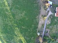 Name: PICT0120.jpg Views: 111 Size: 191.7 KB Description: white dot left of centre is the plane.