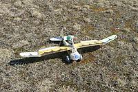 Name: 2017-4-13 MJ3 pusher 3- in field after flight.JPG Views: 30 Size: 356.8 KB Description: