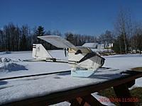 Name: 2012-02-04 Bandit blue foam floats-too heavy Rt.JPG Views: 155 Size: 56.1 KB Description: