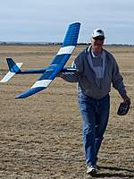 Name: LLH- 011.jpg Views: 163 Size: 82.6 KB Description: Buzz and his GL conversion - flew great!