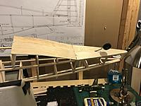 Name: 53AE99A5-9B6C-439C-B649-E698E46E1F12.jpeg Views: 5 Size: 2.32 MB Description: Tailwheel assembly covered and ready.
