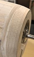 Name: Cowl sanding CU.jpg Views: 2 Size: 211.0 KB Description: