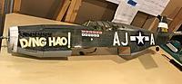 Name: Chalked fuse ready for matte spray.jpg Views: 4 Size: 358.4 KB Description:
