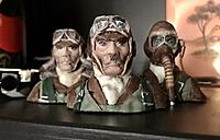 Name: 371FF849-646A-4F9B-984C-CFA4775995EA.jpeg Views: 34 Size: 1.28 MB Description: This Kate takes three pilots. I painted these from Real Model Pilots in the UK.